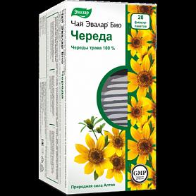 Чай Эвалар БИО Череда - инструкция, цена | купить Чай Эвалар БИО Череда на официальном сайте Shop.evalar.ru